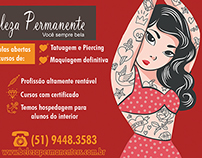 Beleza Permanente  - tests for tattoo courses