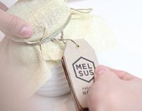 MELSUS - Honey Branding/Packaging