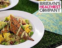Britain's 2nd Healthiest Company Celebration