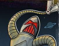 Eric v the Evil Robot