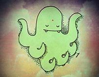 - Psychedellic Octopus.