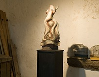 Modulando Exhibition-Ceramic Scolptures