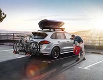 Porsche Tequipment. Mailing 2014.