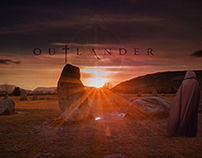 OUTLANDER // TITLE PITCH / THROUGH A LENS