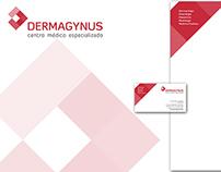 Dermagynus - rebranding