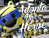 Campaña Adopta un Héroe - DAE