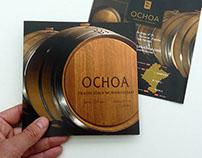 Bodegas Ochoa - Folleto comercial