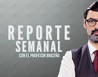 Intro Reporte Semanal con el Profesor Briceño