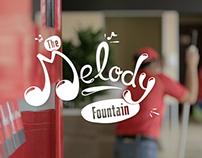 Coca-Cola - The Melody Fountain - Activation