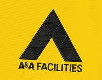 A&A Facilities - Brand Identity
