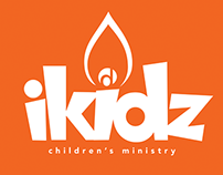 Decatur Baptist Children's Ministry Branding