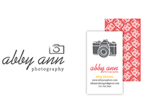 Abby Ann Photography Branding