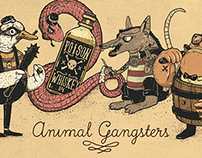 ANIMAL GANGSTERS