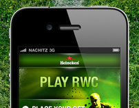 Heineken mobile app