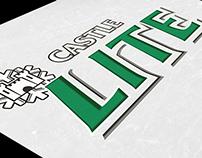SAB Castle Lite CI Manual Design