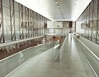 Museo JL | Modelado y render arquitectónico
