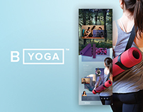 B Yoga Website