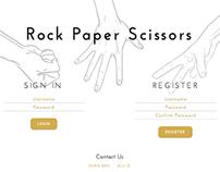 Rock, Paper, Scissors App Makersquare Week 4
