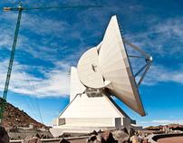 GTM//Gran Telescopio Milimetrico