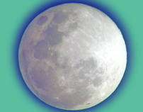 Super Moon, August 2014