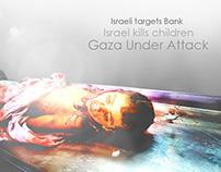Israeli targets Bank