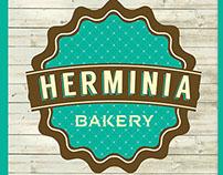 Herminia Bakery Branding