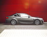 BMW M3 E92 ≠ Dark Charcoal Matt Metallic