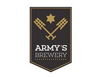 Army's Brewery [Logo]