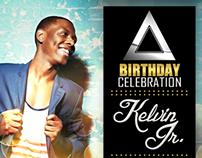 Kelvin Jr. Birthday Celebration | at Avalon [Flyer]