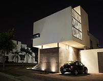 Casa Lomas, Dionne Arquitectos