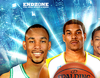 The Official NBA AND NFL Celebrity Baller Bash [Flyer]