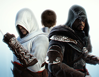 Assassin's Creed 3 Previously on