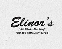 ///Elinor's Pub & Restaurant///