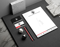 Unique Professional Stationery Design