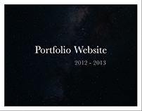 Personal Portfolio - Parallax Website