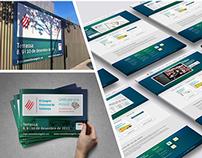 3rd Congress - Brand Identity System (Online & Offline)