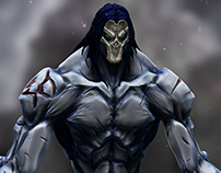 Death DarkSiders II ZBrush