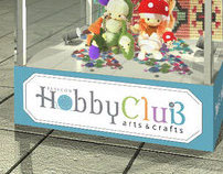 Hobby Club ( Arts & Crafts )