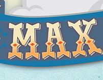Max the Acro-bat