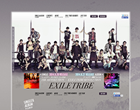EXILE TRIBE SPECIAL SITE