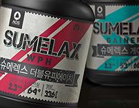 SUMELAX - brand identity design