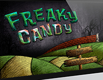 """Videojuego """"Freaky Candy"""""""