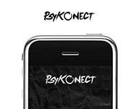 Psykonect Mobile Prototype