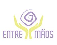 Entre Mãos - Logo design