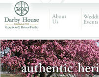 Darby House Website