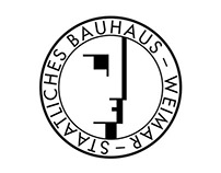 Redesign of the historical BAUHAUS logo/symbol