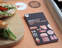 Berlin Food Week 2013