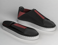 Minmax - Foldable Shoe