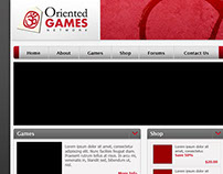 Oriented Games