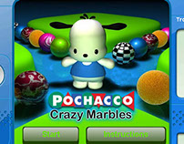 Sanriotown - Pochacco's Crazy Marbles